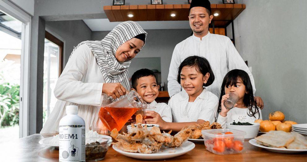 Manfaat Puasa Ramadhan untuk Kita